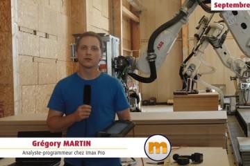 Actu Mobic #5 : développement de la nouvelle ligne de production robotisée