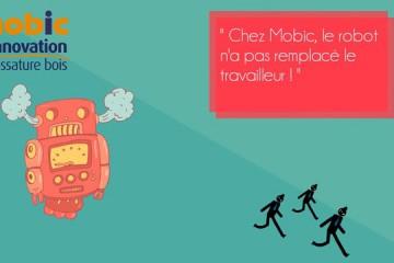 Actu Mobic #15 – Utilisation raisonnée des robots