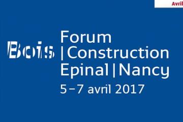 Actu vidéo #25 – Forum Construction Bois 2017